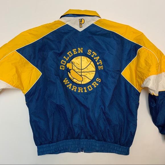 golden state warriors jacket